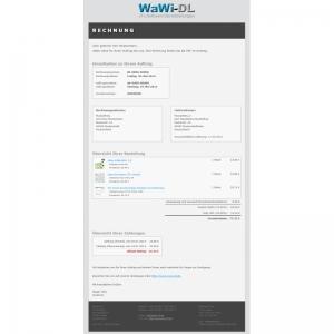 jtl wawi email vorlagen html design 01 wawi dl 10 00. Black Bedroom Furniture Sets. Home Design Ideas